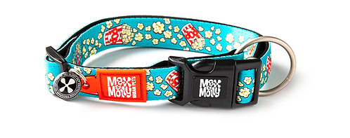 Max & Molly SMART ID COLLAR - Popcorn