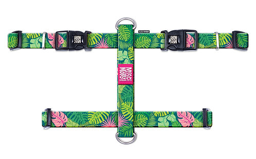 Max & Molly H-Harness - Tropical