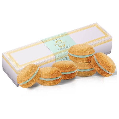 Bonne et Filou Mint Dog Macarons - (Box Pack)