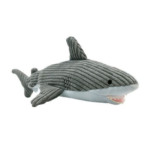 """Tall Tails - 14"""" Crunch shark toy"""