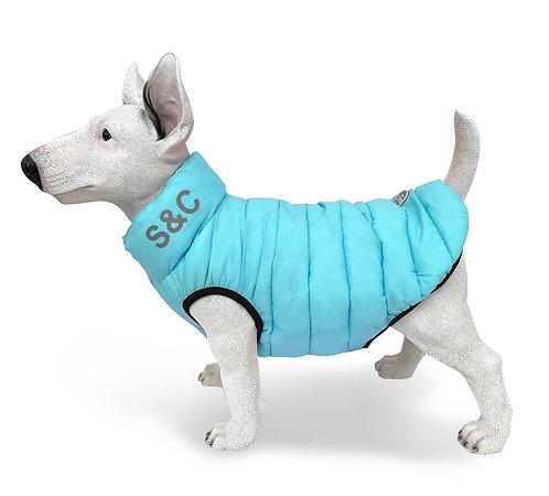 Sydney & Co Australia's  Light Blue Puffer Jacket
