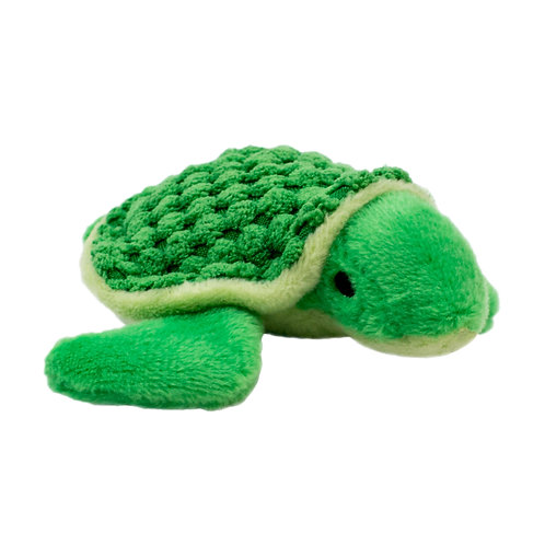Baby turtle with squeaker
