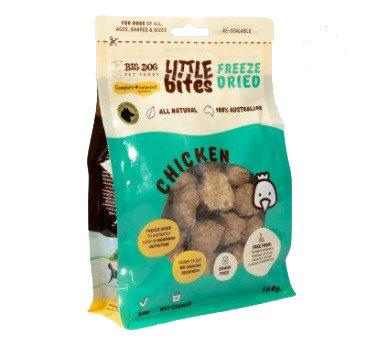 Big Dogs - Little Bites Freeze Dried Chicken