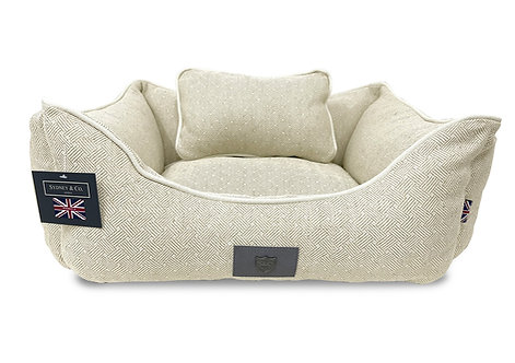 Sydney & Co Classic  Beige dog beds