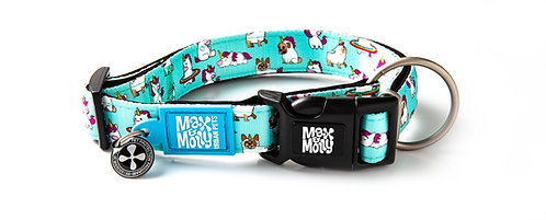 Max & Molly SMART ID COLLAR - Unicorn