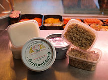 Eckbauers Hofrmarkt Spezialitäten