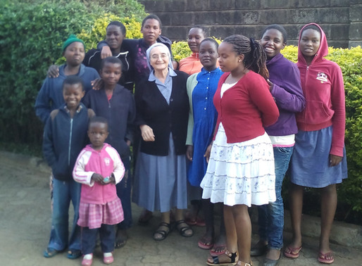 A Brothers Love - Thank you from Kenya!