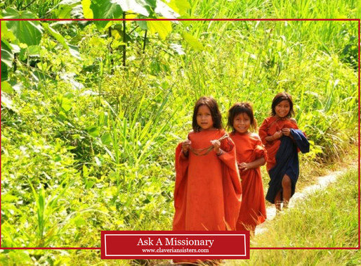 Ask a Missionary - Peru