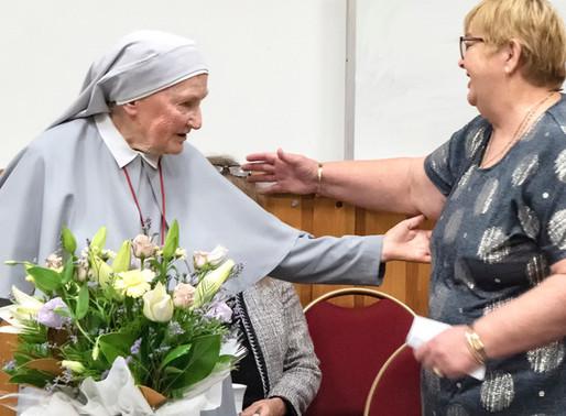 Diamond Jubilee of Sr Miriam Lorenz – Toowoomba.