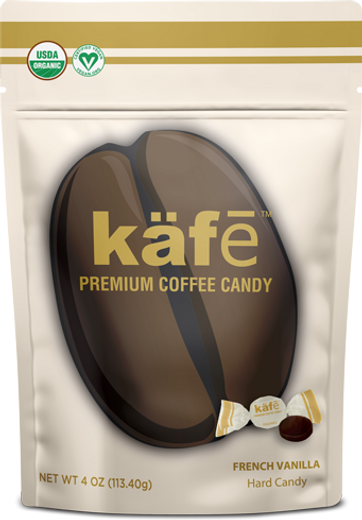 kafe coffee candy french vanilla