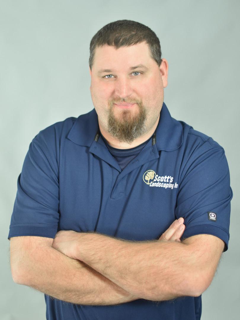 Rob Styers, Maintenance Production Supervisor