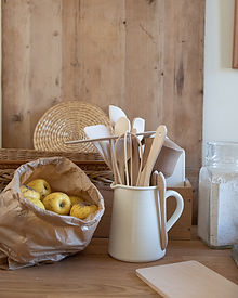 Ustensiles de cuisine fabriqués en France dans le Jura
