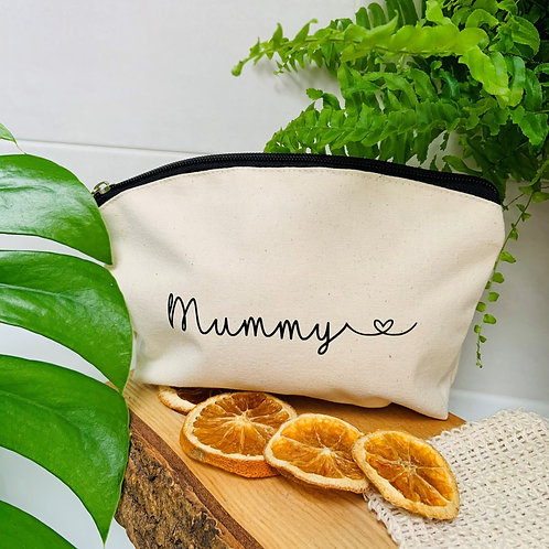 Mummy Zip Bag