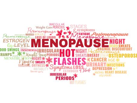 Massage for menopausal symptoms