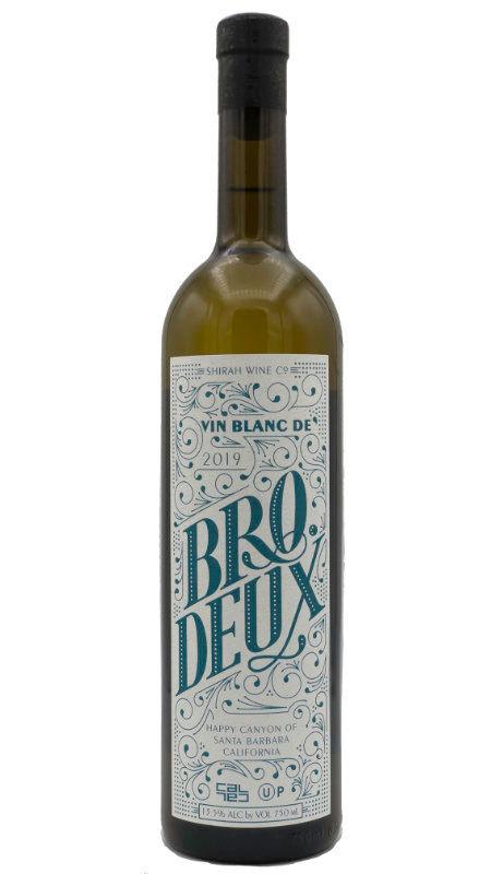 Brodeux Blanc 2019
