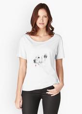 The Dog Zodiac - Illustration - Clothes T-shirt