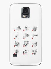 The Chinese Zodiac - Illustration - Phone Case