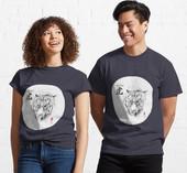 The Tiger Zodiac - Illustration - Clothes
