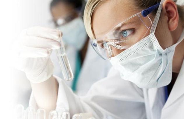 test genetici alba laser