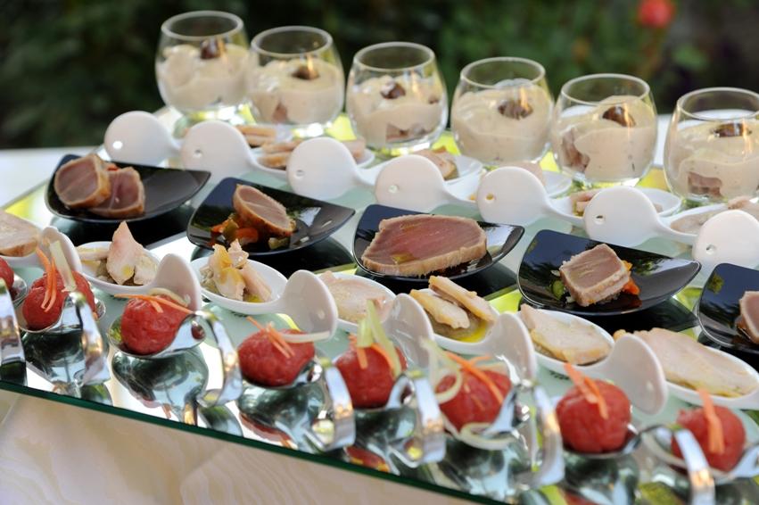 buffet pesce