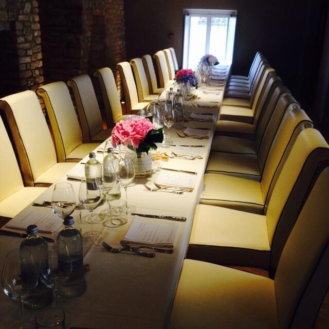 tavolo lungo wedding
