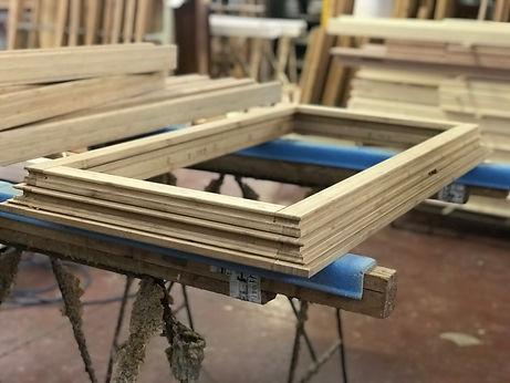 finestra bamboo