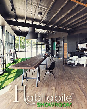 showroom habitabile
