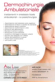 alba laser dermochirugia