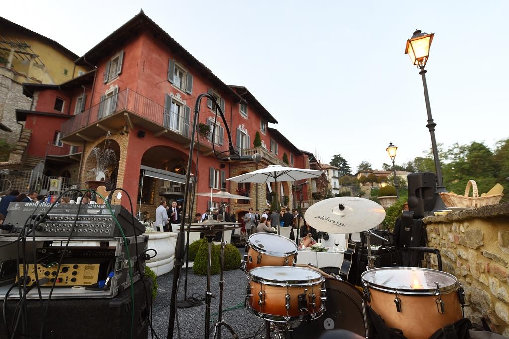 musica in terrazza
