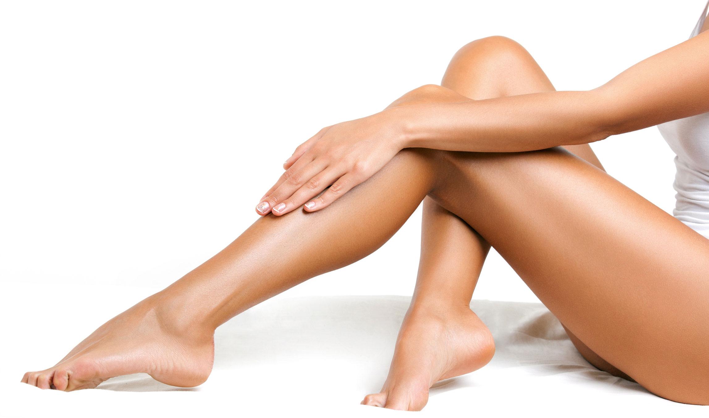 gambe epilazione definitiva