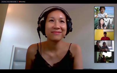 HealthRHYTHMS Online with special guest Heidi Li