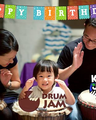 Drum Jam Hong Kong's Kidz Jam is one of