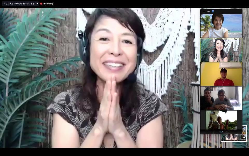 HealthRHYTHMS Online with Kumi Masunaga