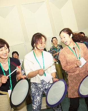 Learn how to utilise RHYTHM in your classrooms from Village Music Circles certified global trainer, Kumi Masunaga. The training is via zoom or face-to-face.
