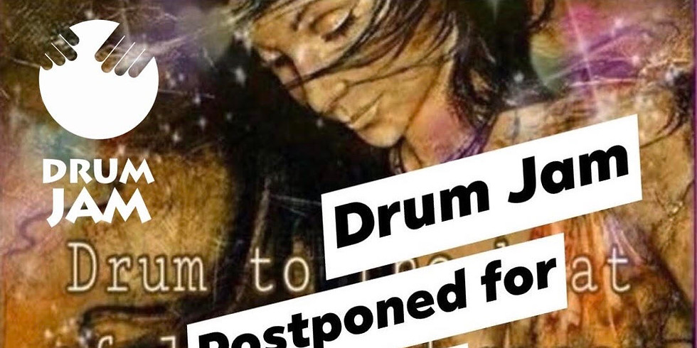 Community Drum Jam - 香港齊鼓樂 - 3rd March >> CANCELLED 取消