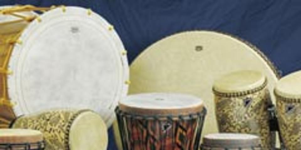 Community Drum Jam - 香港齊鼓樂 - 7th April