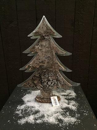 Kerstboom berk H 38 cm