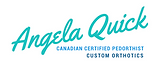 Angela Quick C. Ped (C) / orthotic logo