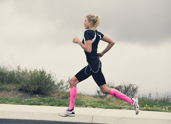 Do compression socks increase athletic performance?