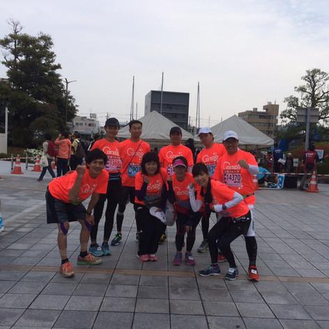 とくしまマラソン2016
