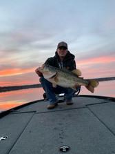 Lunker Lore:  Zach Sypert 14.57 lbs