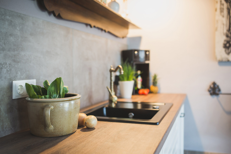 """""""Eine gute Küche..."""
