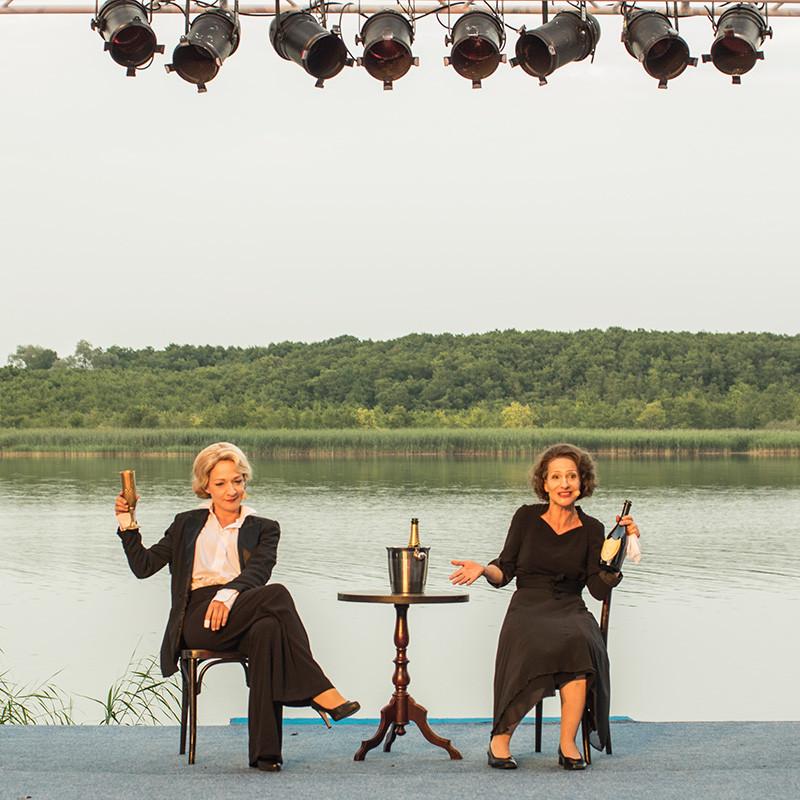 Alljährliches Seefestival in Wustrau