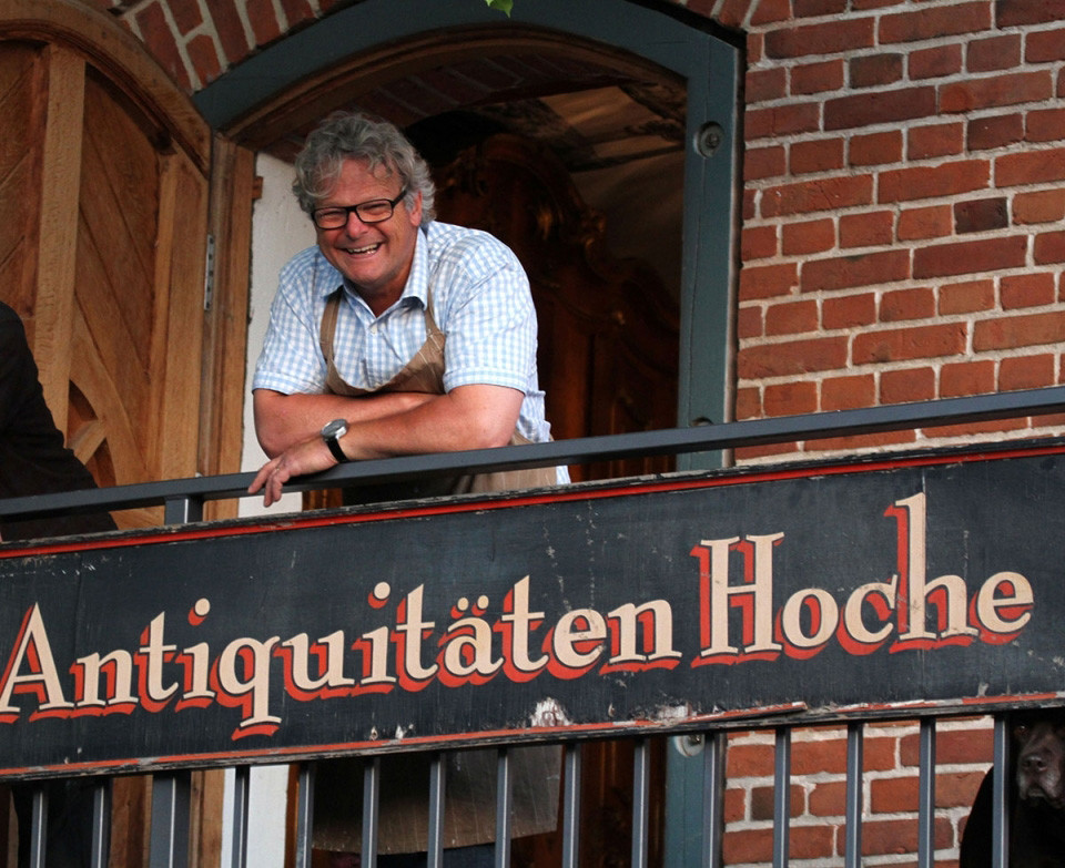 Geheimtipp in Wustrau: Tilman Hoche