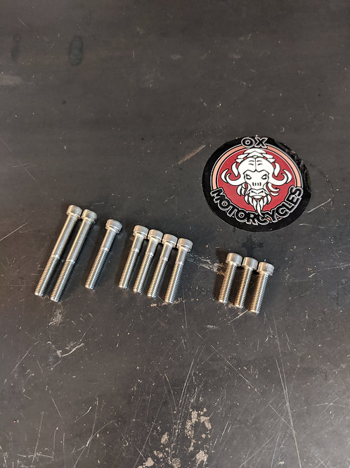 CB350T ENGINE BOLT SET