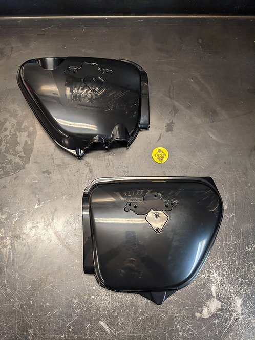 CB750 SOHC Side Covers