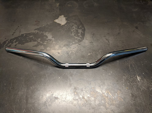 Chome Handle Bars 3in Rise