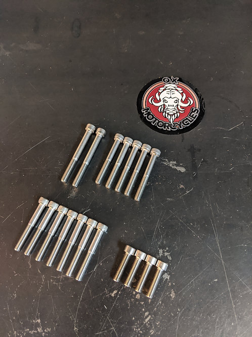 CB360T ENGINE BOLT SET