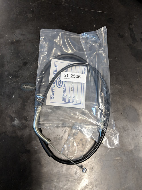 THROTTLE CABLE - PUSH 17920-341-000