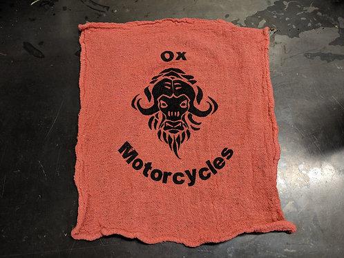 Ox Shop Rag